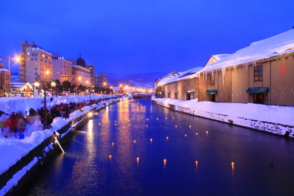 さっぽろ雪まつりのおすすめホテルは小樽もあり