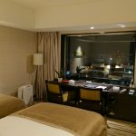JRタワーホテル日航札幌エグゼクティブツインのベッドルーム2