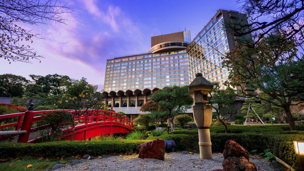 ホテルニューオータニ(東京)ザ・メインの新江戸ルーム宿泊記