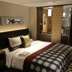 ホテルニューオータニ(東京)新江戸シングルのベッドルーム3
