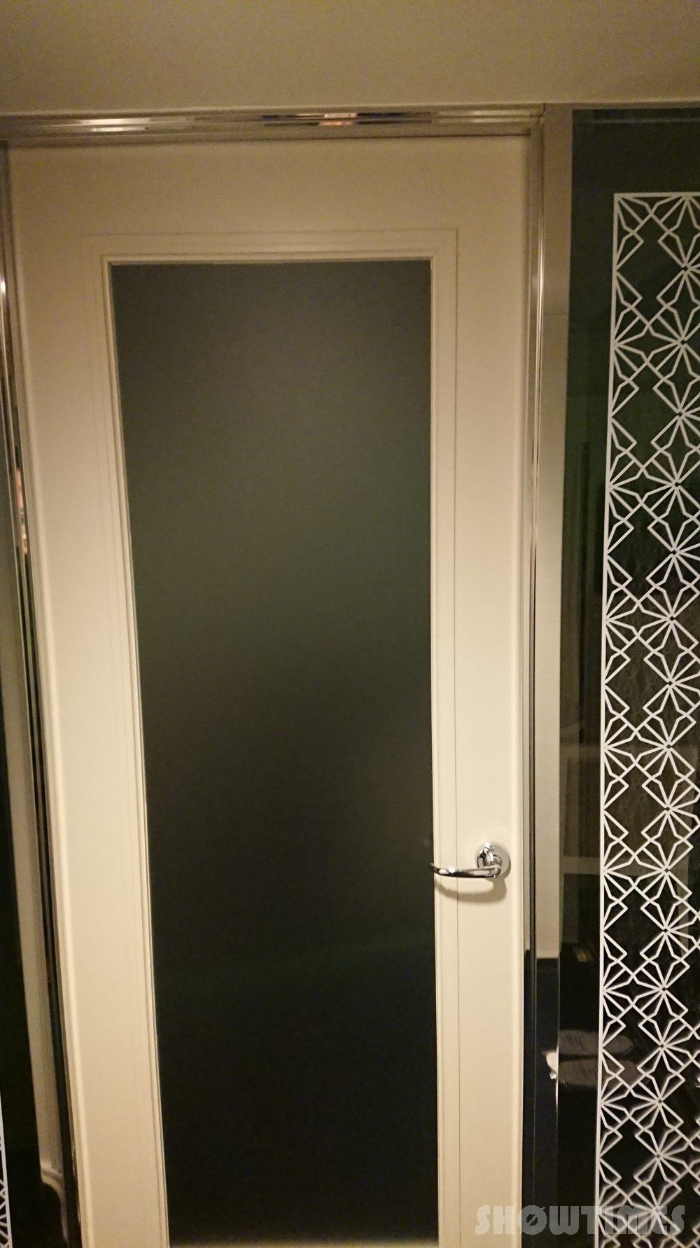 プレミアホテル中島公園デラックスラージダブルの玄関2