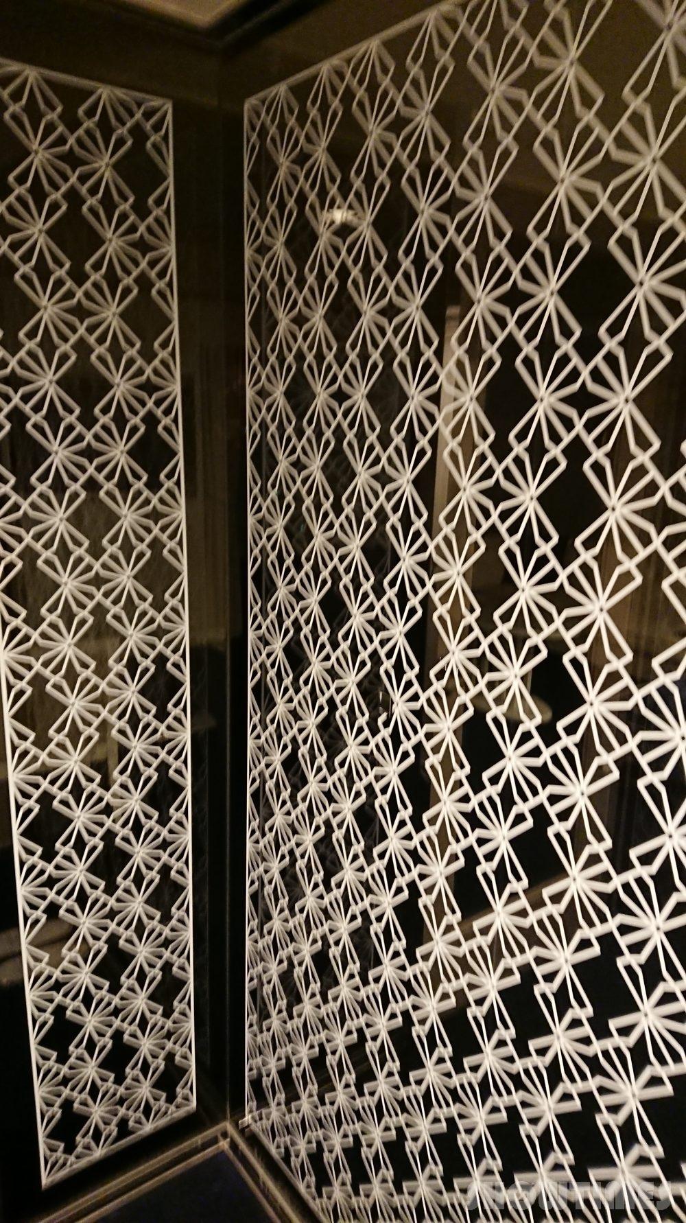 プレミアホテル中島公園デラックスラージダブルの玄関1