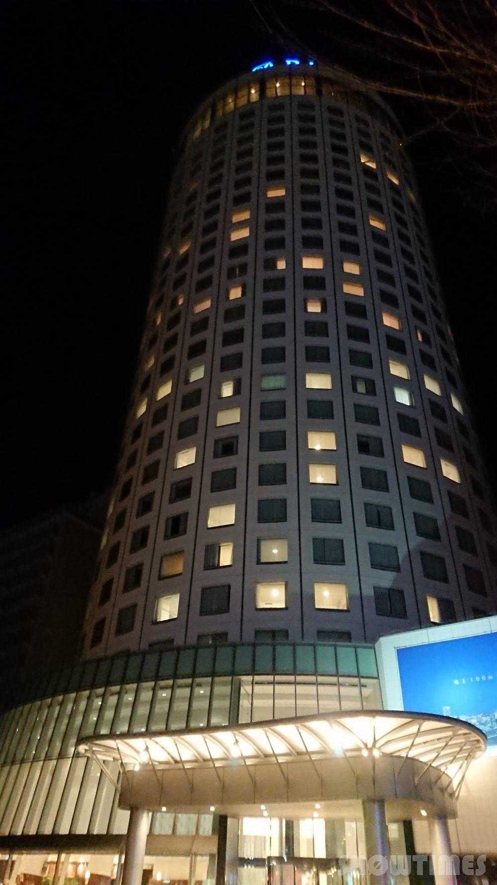 札幌プリンスホテルタワーの外観