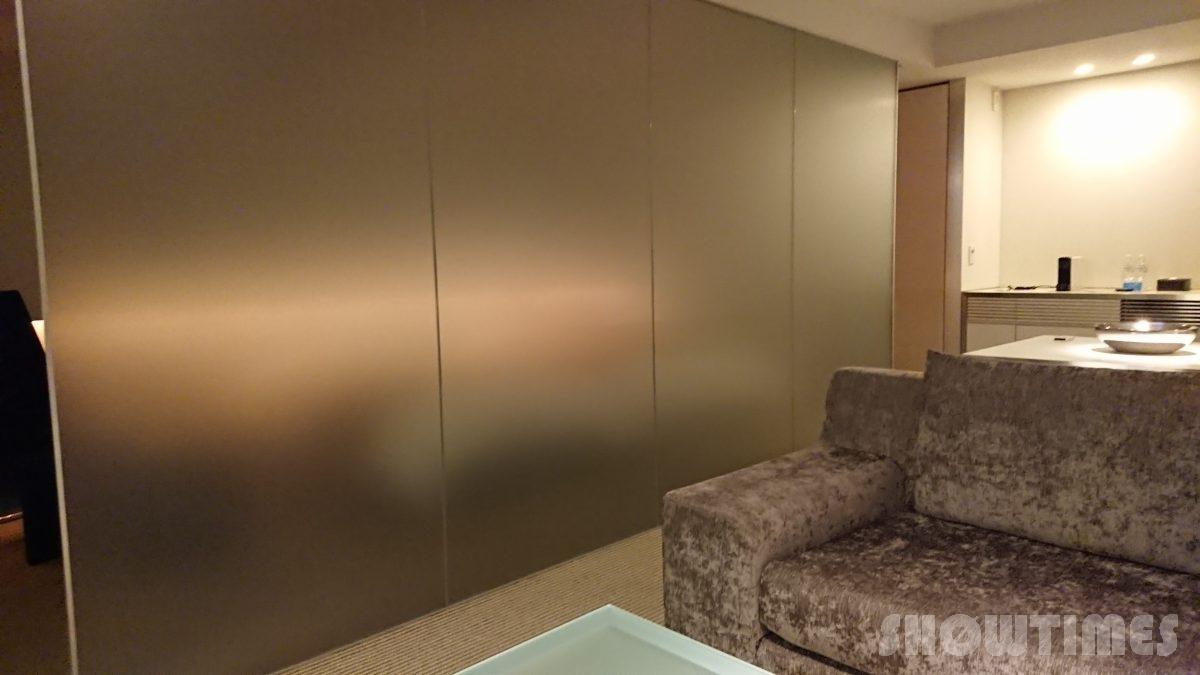 センチュリーロイヤルホテルエクスクルーシヴフロアのリビングルーム5