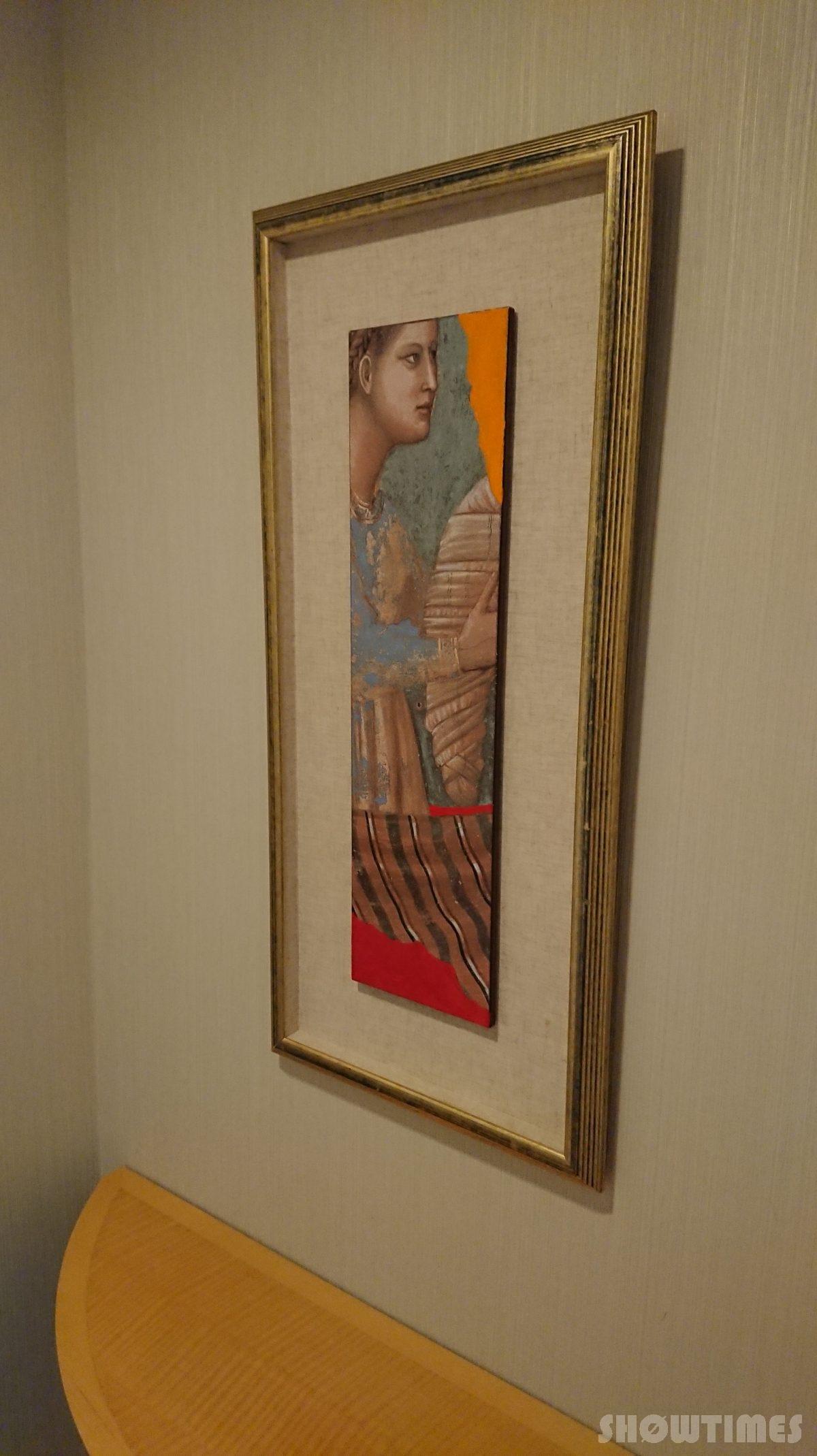 ホテルインターコンチネンタル東京ベイレギュラーフロアスーペリアリバービューツインの絵画