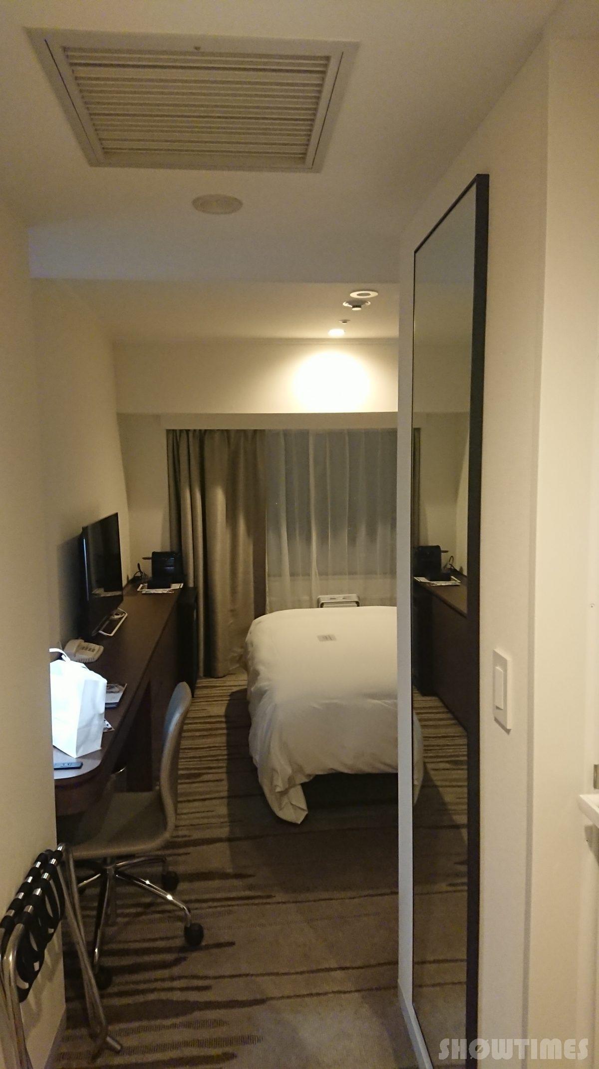 ANAクラウンプラザホテル札幌の客室入り口